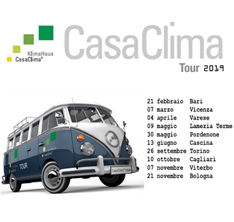 CasaClima on Tour 2018