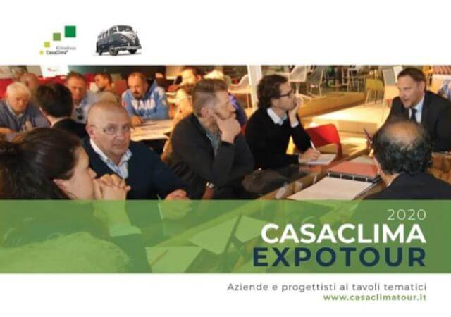 CasaClima Tour 2020 - 20.2. in Genua